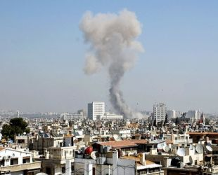 Death toll rises to 40 in Damascus