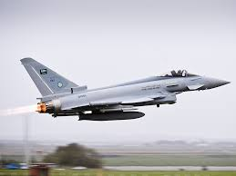 4 Italian jets to be deployed in Lithuania