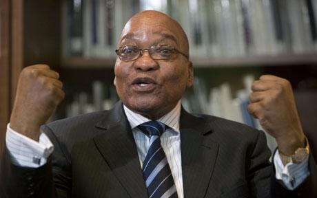 Zuma ousts rival Sexwale in reshuffle