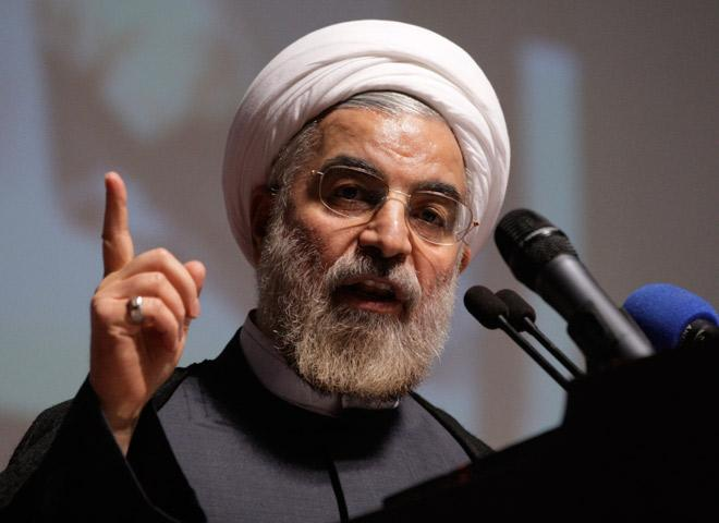 Iranian president urges end to meddling in persons' private lives