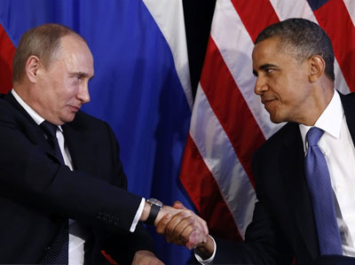 Cold War returns to US-Russia relations