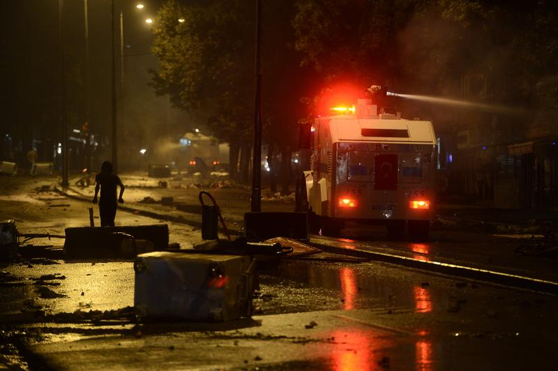 Prosecutor drops charges against Gezi Park protesters