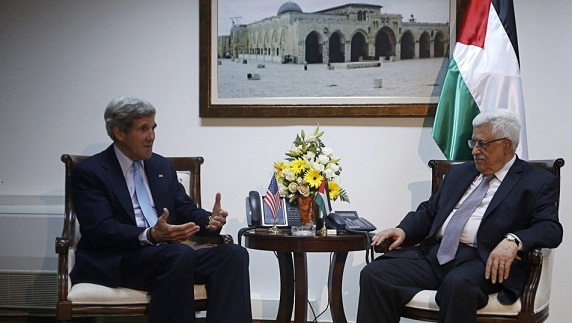 Kerry to meet with Abbas
