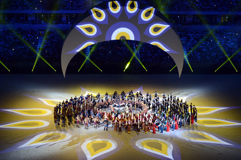 17th MedGames end with dazzling ceremony