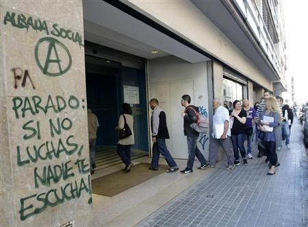 Euro zone joblessness at record high