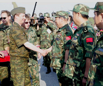 China, Russia to conduct two joint military drills