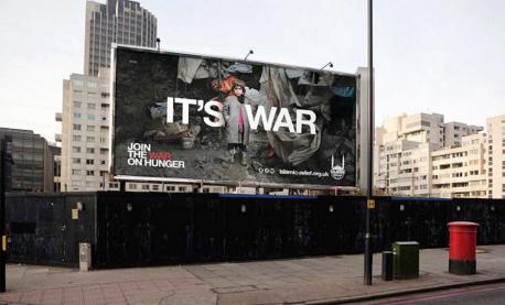 Islamic Relief UK launches War on Hunger campaign