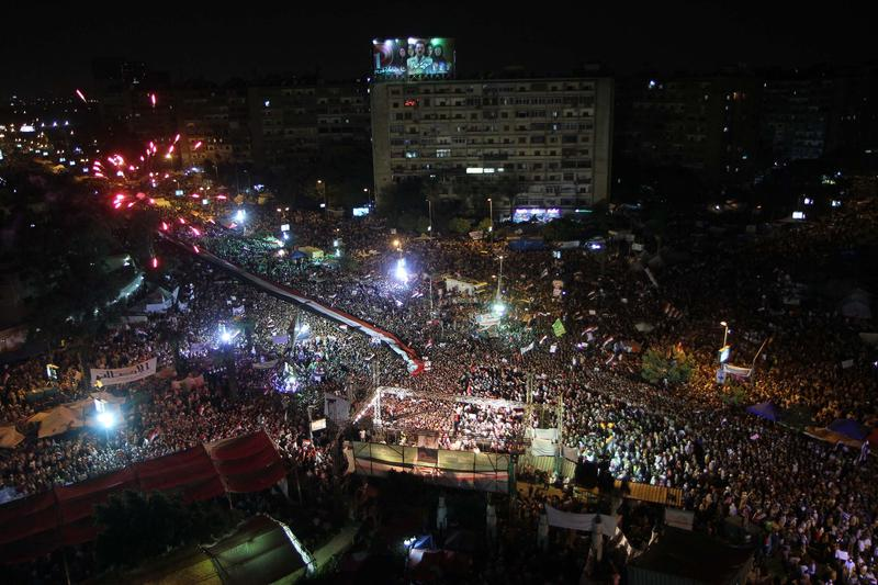 Capital owners support Egyptian military coup