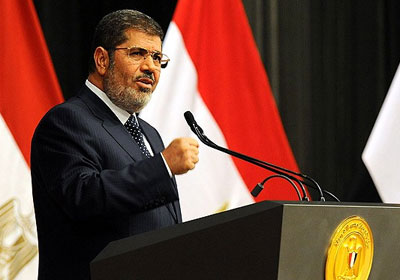 UN SG Ban calls for release of Morsi, supporters