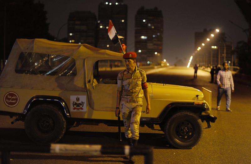 Different reactions to Egypt's military coup
