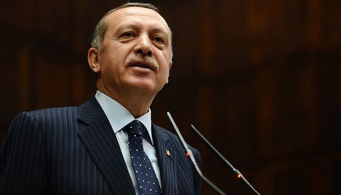 West not describe incidents in Egypt as a coup, says Erdogan