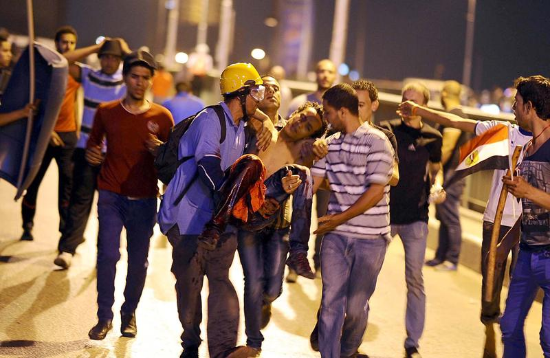 31 Egyptians killed in clashes