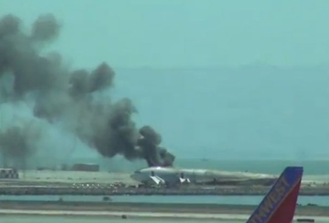 Asiana says pilot of crashed plane was in training