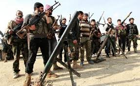 Syrian rebels' foreign weaponry seen in videos