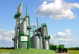 One of Europe's largest biorefineries opened in Britain