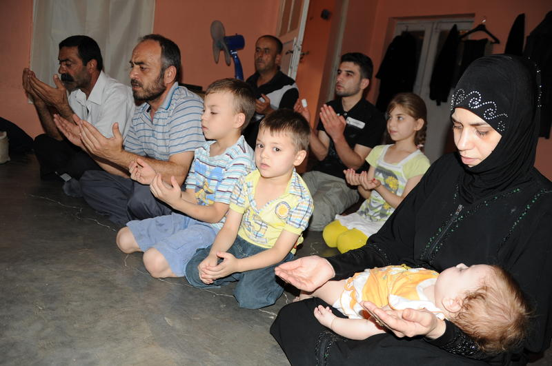 Syrians in Turkey welcome Ramadan with a heavy heart