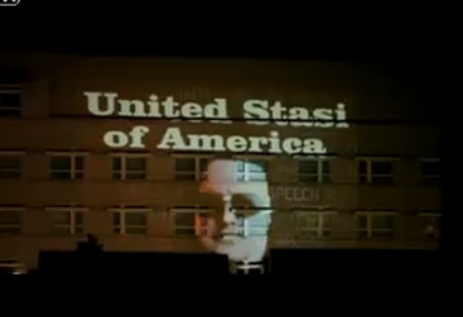 United States of America becomes 'United Stasi of America'-VIDEO