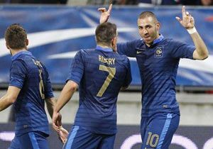 France the first finalist of U-20 World Cup