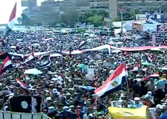 Protests against Egypt coup set in Cairo