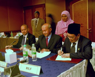 Philippines and MILF reach wealth-sharing deal