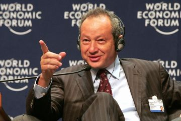 Egyptian billionaire Sawiris to invest 'like never before'