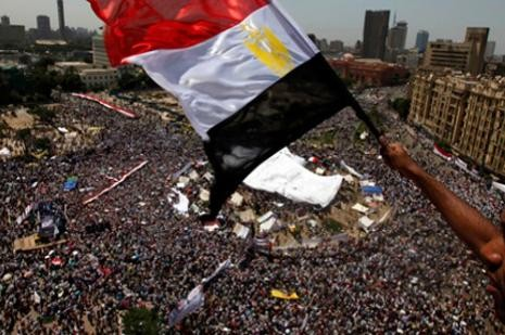 Unsubstantiated numbers used to legitimize Egyptian coup