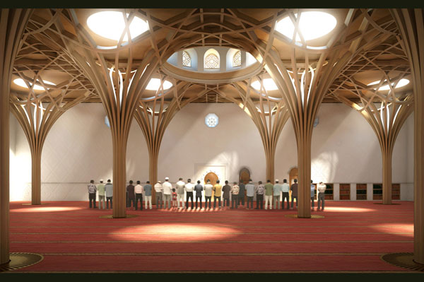 Cambridge Mosque to be Europe's first eco-mosque