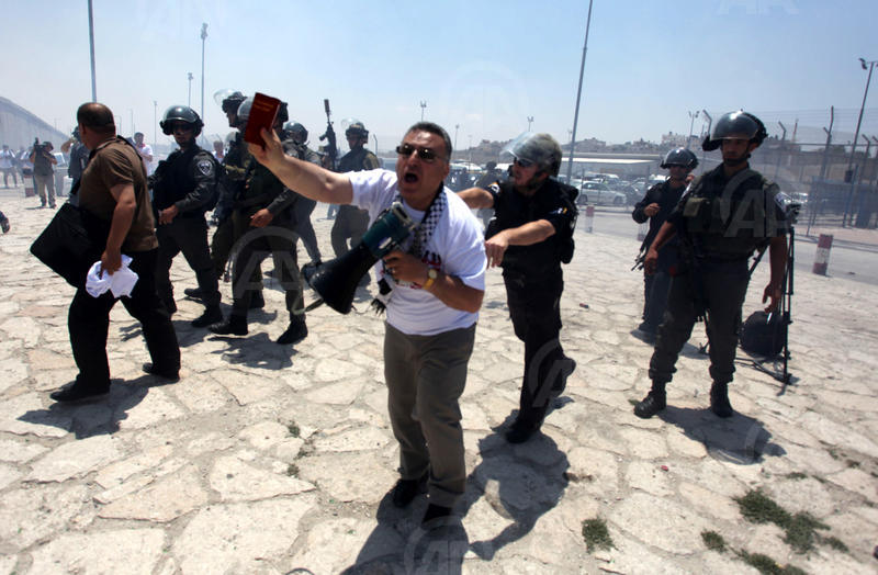 Violations against journalists in Palestine excessive, says press center