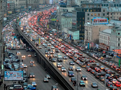 Russia's car market to be Europe's biggest