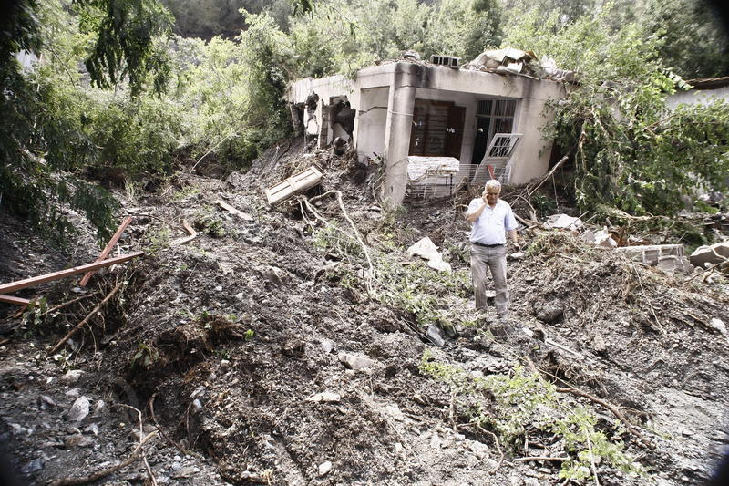 121 kg of rain per square meter fell in 7 hours, says Hatay governor