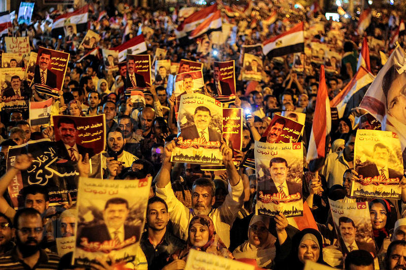 Egyptian figures proposing initiatives to restore democracy