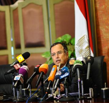 Egyptian gov't to reassess Syria ties after Morsi overthrow