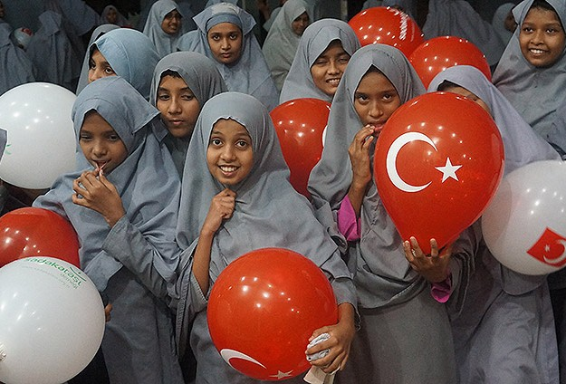 Turkish charity opens orphanage in Sri Lanka