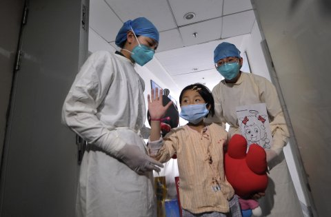 H7N9 patient in China in critical condition