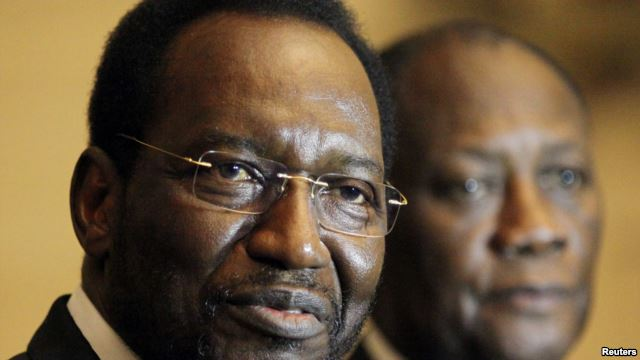 Malian president meets with two rebel groups