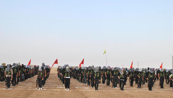 Turkey has nothing to fear from YPG, says YPG leader