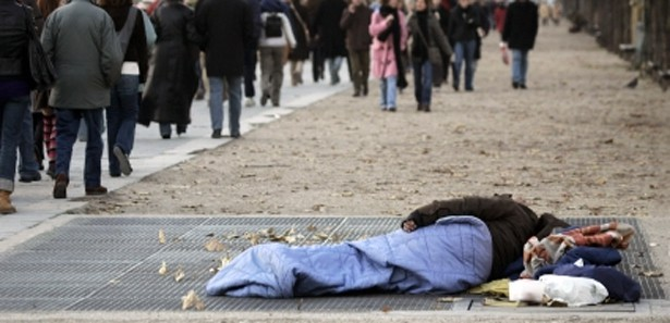 Poverty rate in Netherlands increases to 10% from 4%