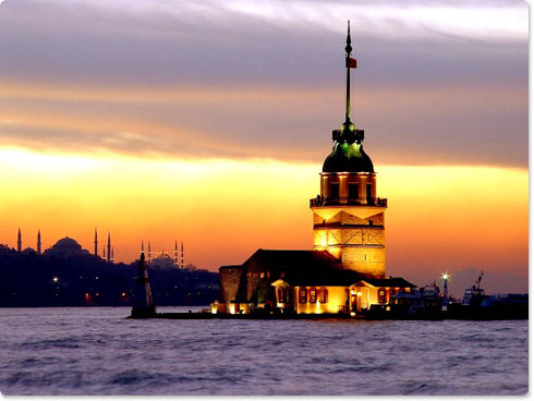 Maiden's Tower up for sale