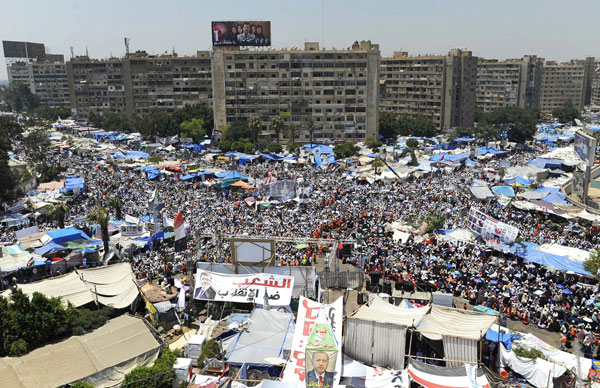 Morsi supporters ready for Friday rallies