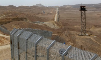 Israeli army in Sinai for first time after 30 years