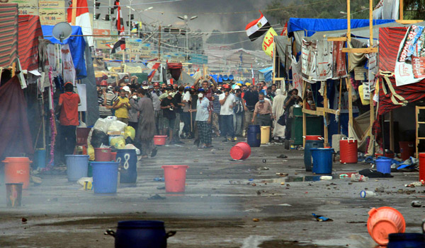 Week of anti-coup protests announced in Egypt