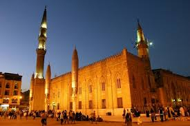 Hundreds dead lay in Cairo mosque