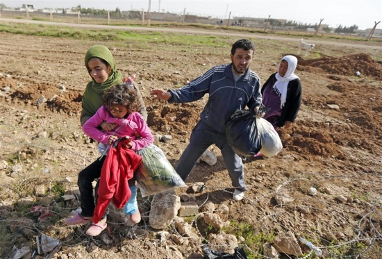 Iraq sets quota for Syrian refugees