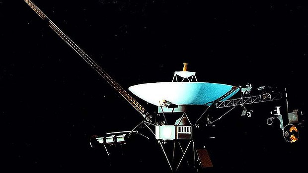 Study: Voyager 1 has left solar system