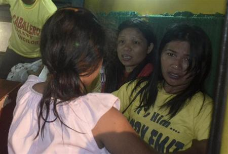 24 dead, 217 missing in sinking ferry in Philippines