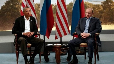 A 'Cold Crisis' between Russia and the US