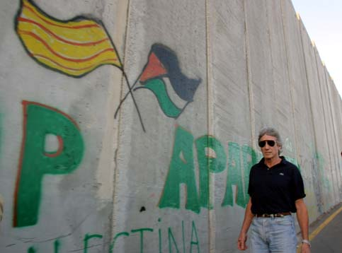 Roger Waters calls for cultural boycott on Israel