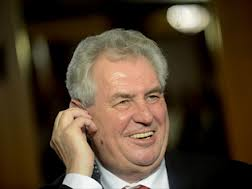 Czech president sets election date for October 25-26