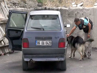 Man detained after suspected attempt to attack MHP headquaetrs