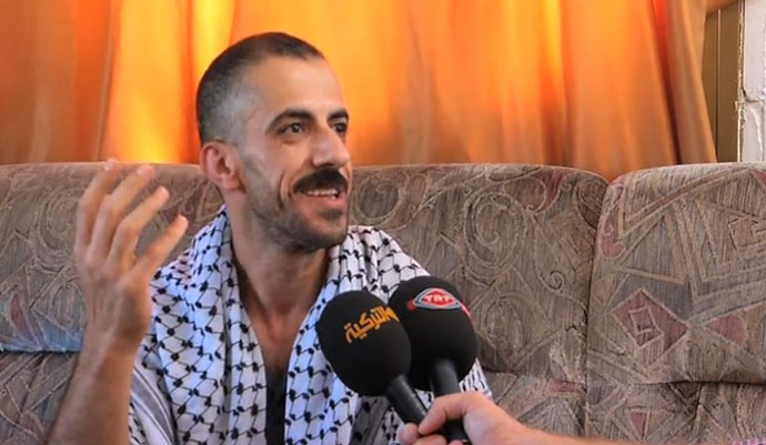 'Freedom shock' after 23 years in Israeli prison